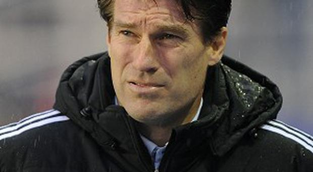Michael Laudrup was sacked by Swansea on Tuesday