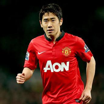 Shinji Kagawa has struggled to break into the Manchester United starting XI