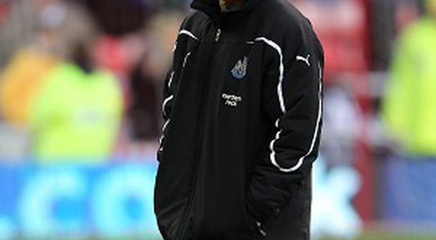 Willie Donachie has quit as Newcastle's reserve team manager