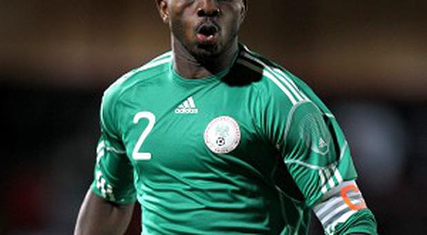 Joseph Yobo is aiming to secure a place in Nigeria's World Cup squad