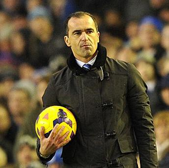 Roberto Martinez insists he has not made wholesale changes at Everton