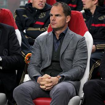 Frank de Boer has said in the past that he is open to a Premier League move