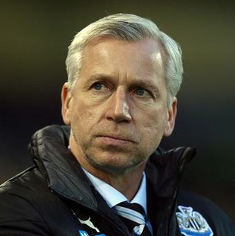 Alan Pardew, pictured, lost Yohan Cabaye on deadline day