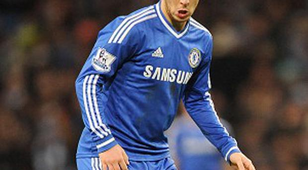 Eden Hazard will continue to work hard to try and improve
