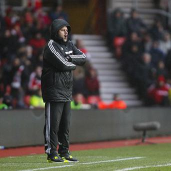 Mauricio Pochettino was disappointed Southampton could only draw against Stoke