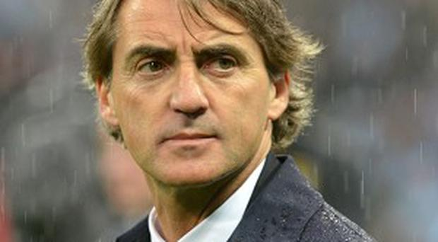 Roberto Mancini claims he feels betrayed by Manchester City's hierarchy