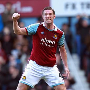 Kevin Nolan has scored four goals in his last two games