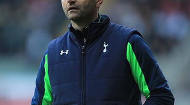 Tim Sherwood's Tottenham started slowly but nevertheless beat Everton to go fifth