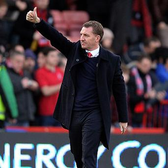 Brendan Rodgers believes a Champions League place is a realistic ambition for Liverpool this season