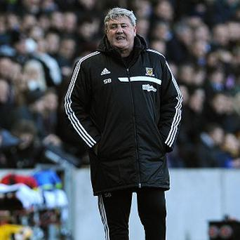 Steve Bruce's Hull host Southampton at the KC Stadium on Tuesday