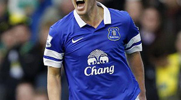 Everton will discuss Gareth Barry's future at the end of the season