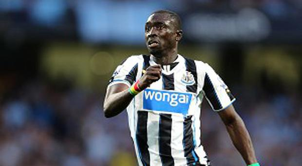 Alan Pardew wants a strong second half to the season from Papiss Cisse