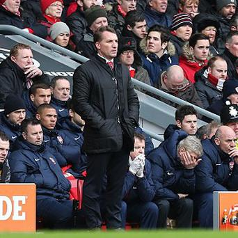 Brendan Rodgers hailed Liverpool's spirit