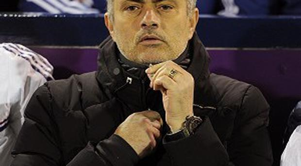 Chelsea manager Jose Mourinho has called Arsene Wenger a 'failure specialist'