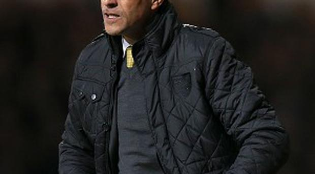 Chris Hughton's Norwich have won just one of their last 11 league games