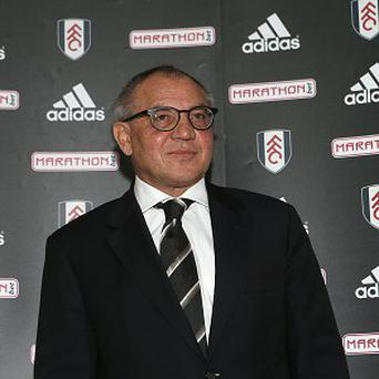 Felix Magath is confident Fulham will beat the drop