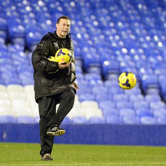 Duncan Ferguson has been promoted to Everton's first-team coaching staff on a permanent basis