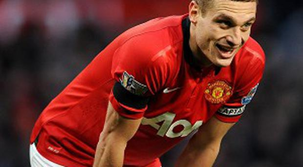 Nemanja Vidic will leave Manchester United at the end of the season
