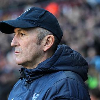 Tony Pulis could allow some players to leave Selhurst Park on loan