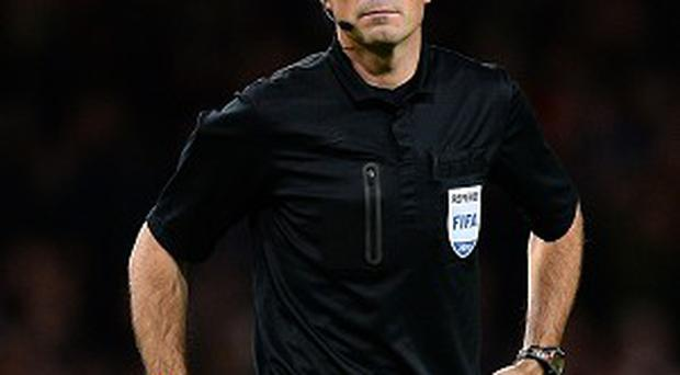 Southampton filed an official complaint against Mark Clattenburg