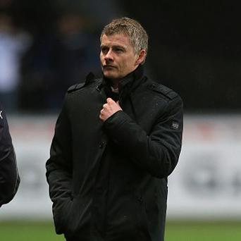 Ole Gunnar Solskjaer is pleased he went into management