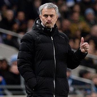 Jose Mourinho is full of confidence ahead of Chelsea's clash with Everton