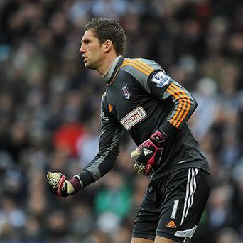 Maarten Stekelenburg's mistake gave West Brom a way back into the game