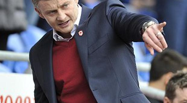 Ole Gunnar Solskjaer's Cardiff are in 19th place in the Premier League