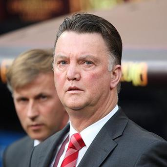 Louis van Gaal is eager to manage in the Barclays Premier League