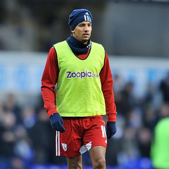 Scott Sinclair has struggled for playing time at West Brom