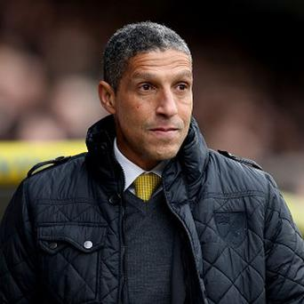 Chris Hughton's Norwich recorded a much-needed win against Tottenham on Sunday
