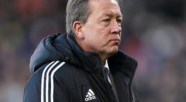 Alan Curbishley was dismissed as Fulham's first-team technical director last week