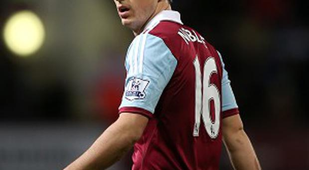 Mark Noble is chasing an England call up