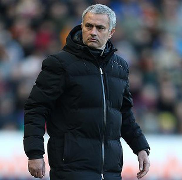 Jose Mourinho thought his conversation was a private one