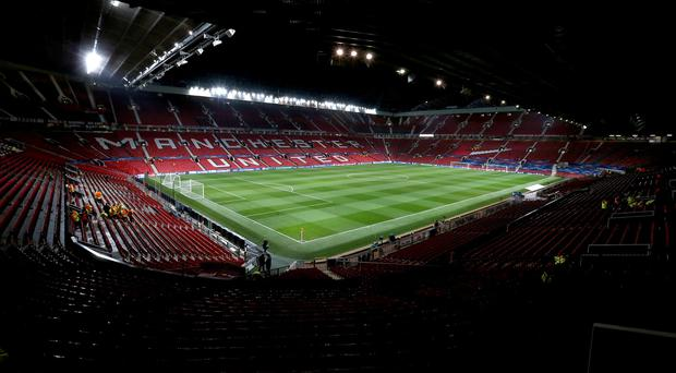 Manchester United lost to Olympiacos on Tuesday night