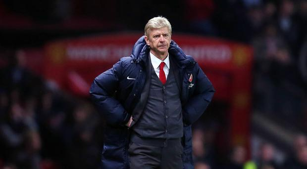 Arsene Wenger gave his Arsenal players two days off this week