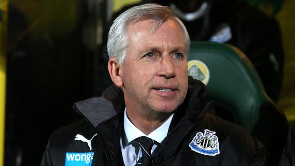Alan Pardew says Newcastle must strengthen in the summer