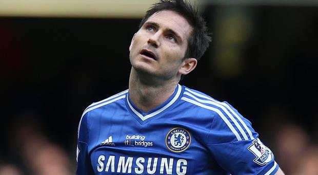Frank Lampard admitted the timing of the fixtures is not ideal