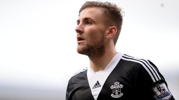 Southampton want to keep hold of Luke Shaw