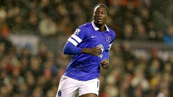Romelu Lukaku is set to return against West Ham