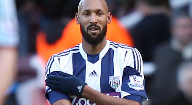 Nicolas Anelka may have played his last game for West Brom