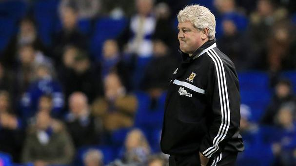 Steve Bruce's side conceded four goals against Newcastle on Sunday