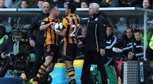 Alan Pardew has until Thursday evening to respond to the charge