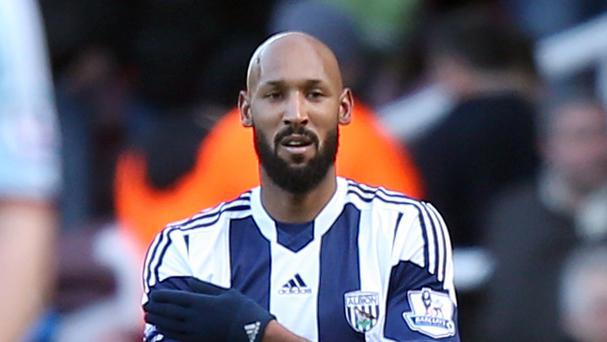 Nicolas Anelka was given a five-match suspension