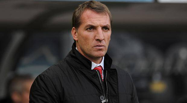 Liverpool manager Brendan Rodgers has made huge progress with the club this season.