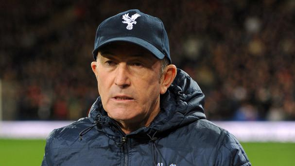 Tony Pulis has fined two of his players for diving