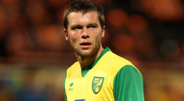 Jonny Howson returned from injury last weekend