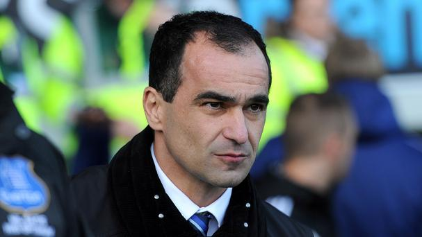 Roberto Martinez expects his squad to bounce back stronger in the league after their FA Cup exit