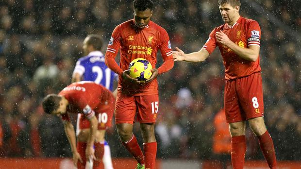 Steven Gerrard believes Daniel Sturridge is vital to reviving Liverpool's fortunes this season.