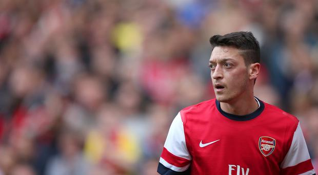 Mesut Ozil £42m -There have been flashes of his ghostly genius, particularly early in his Arsenal career, but Ozil has not played with the authority or impact that was expected of such an expensive player. At the start he was described as Arsenal's Eric Cantona; now he looks more like their Dimitar Berbatov. A weak missed penalty against Bayern Munich – a penalty he earned with a staggering piece of skill - summed up a frustrating season.